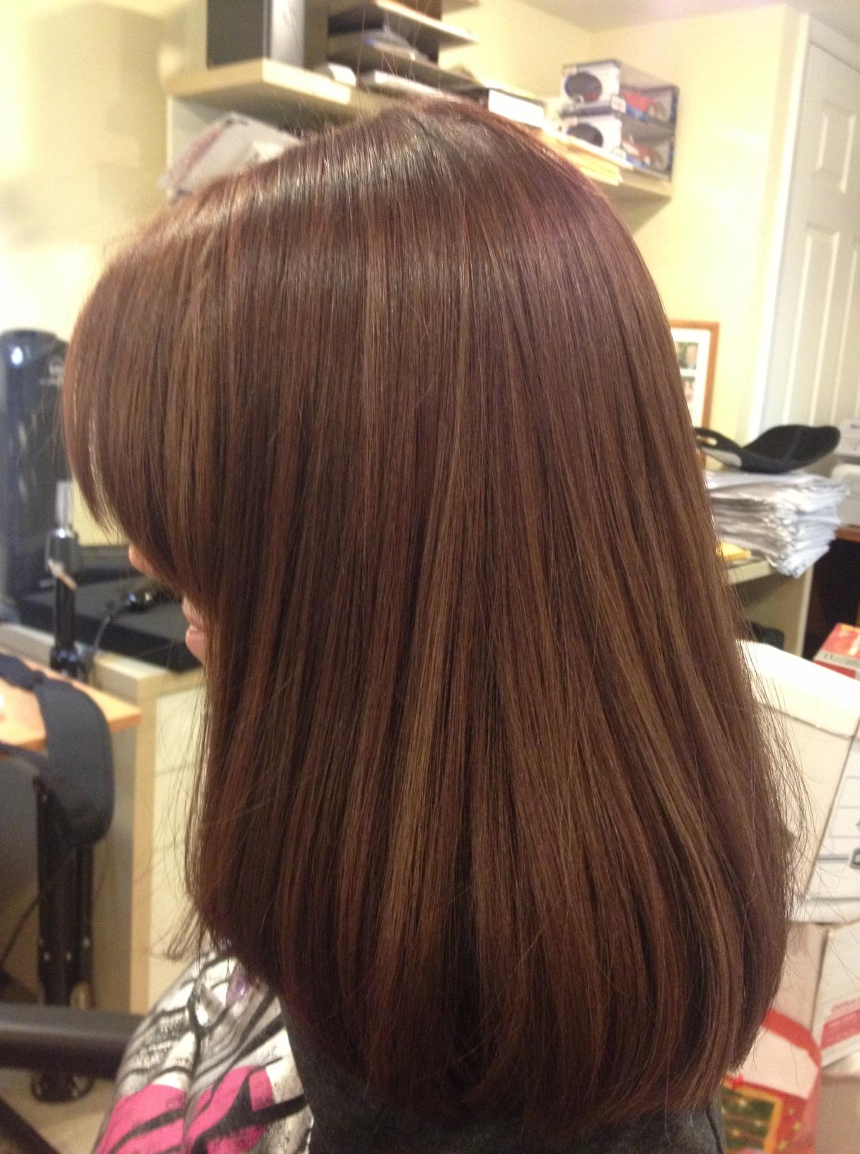Lucia cimins hair salon florham park for Salon kerat in
